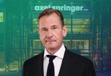Dr. Mathias Döpfner, Vorstandsvorsitzender der Axel Springer SE