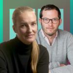 Bild-Chefredakteure Alexandra Würzbach und Julian Reichelt