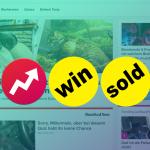BuzzFeed Deutschland wird verkauft. Montage: Medieninsider